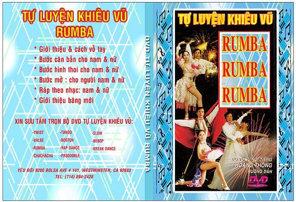 DVD Tu Luyen Khieu Vu Rumba
