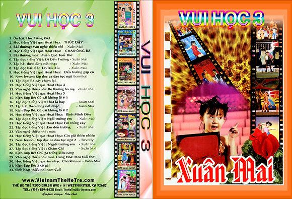DVD Xuan Mai Vui Hoc #3