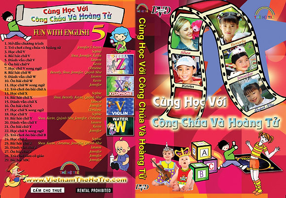 DVD Be Hoc Song Ngu # 05