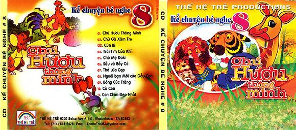 CD Ke Chuyen Be Nghe # 08