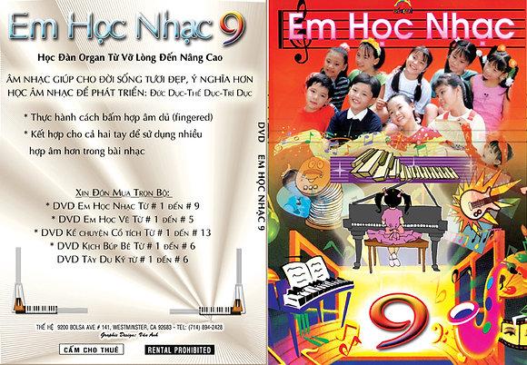 DVD Em Hoc Nhac # 9