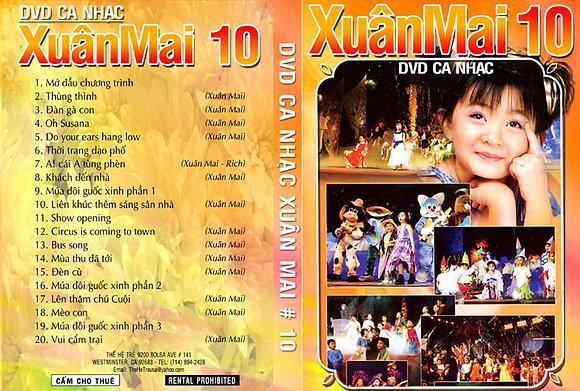 DVD Xuan Mai # 10