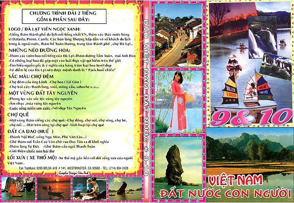 DVD Du Lich VietNam # 9&10