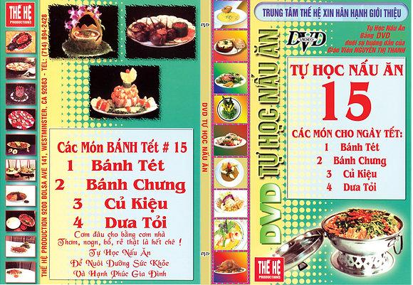 DVD Tu Hoc Nau An #15