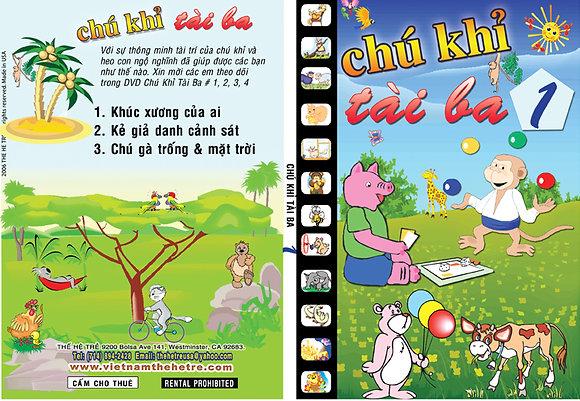 DVD Chu Khi Tai Ba # 1