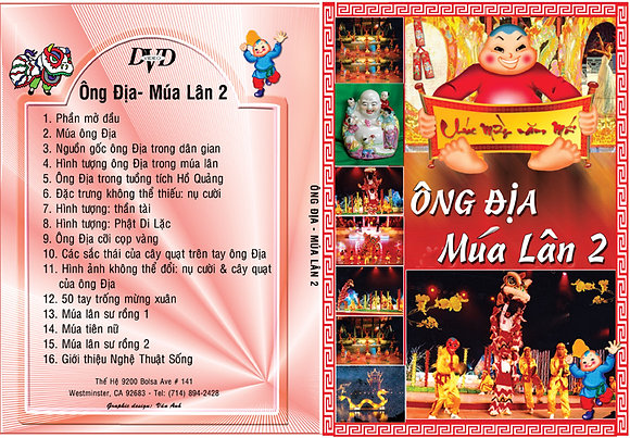 DVD Mua Lan #2