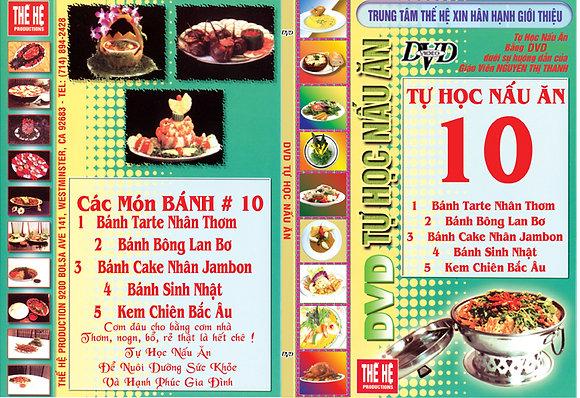 DVD Tu Hoc Nau An #10