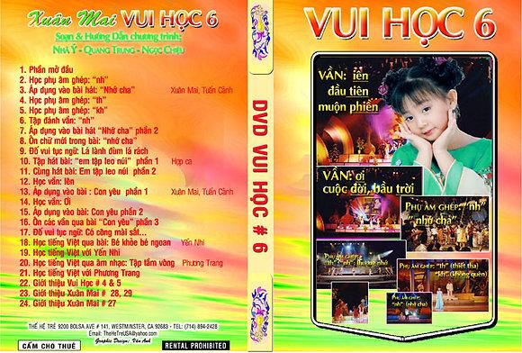 DVD Xuan Mai Vui Hoc # 6