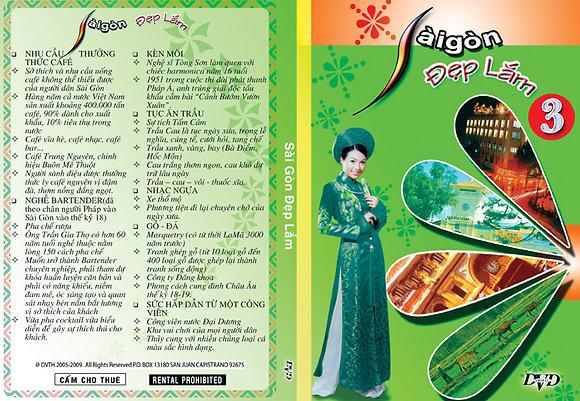 DVD Sai Gon Dep Lam 3