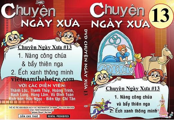 DVD Chuyen Ngay Xua # 13