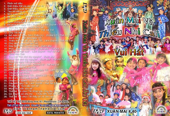 DVD Xuan Mai # 40