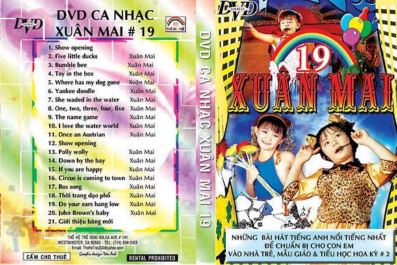 DVD Xuan Mai # 19