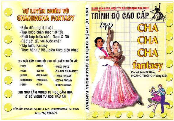 DVD Tu Luyen Khieu Vu ChaChaCha-Fantasy
