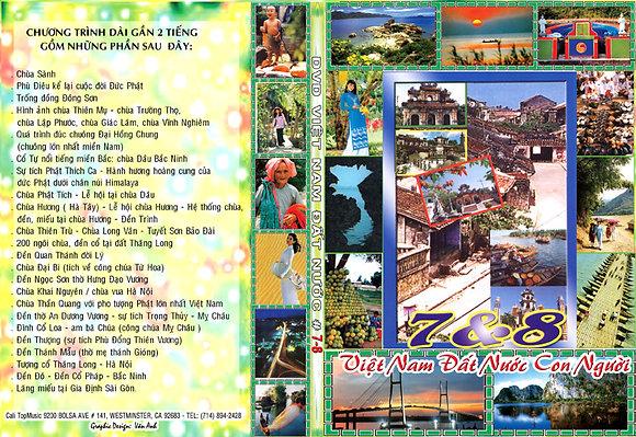 DVD Du Lich VietNam # 7&8