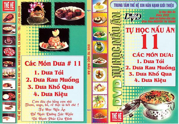 DVD Tu Hoc Nau An #11