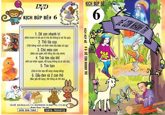 DVDKich Bup Be # 6