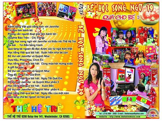 DVD Be Hoc Song Ngu # 19