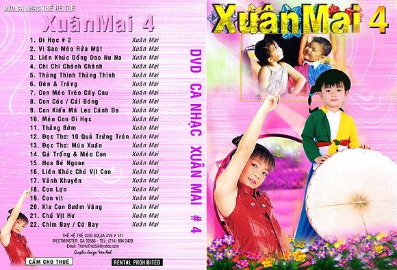DVD Xuan Mai # 04