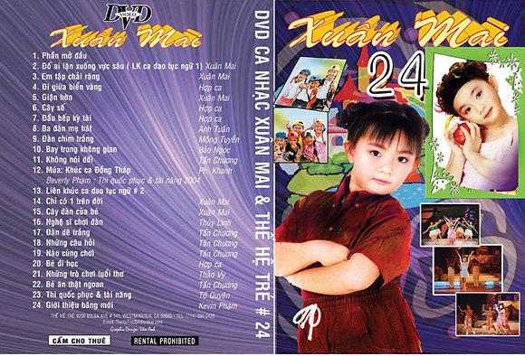 DVD Xuan Mai # 24