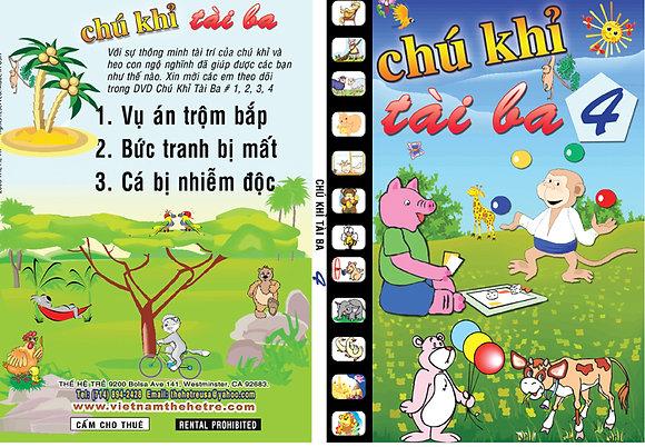 DVD Chu Khi Tai Ba # 4