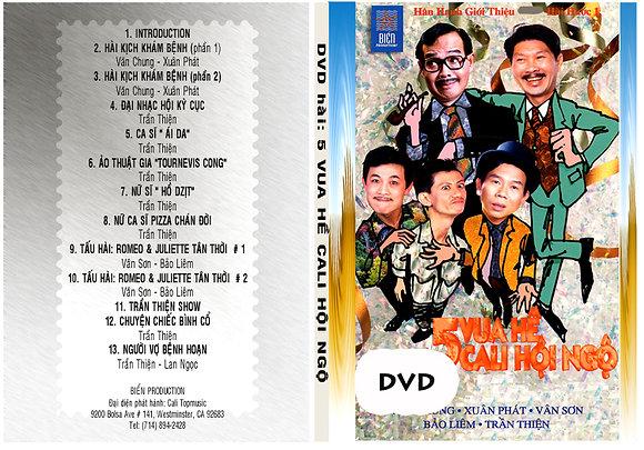DVD 5 Vua He