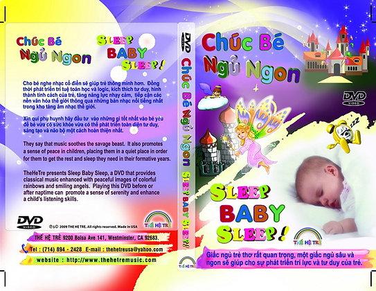 DVD CHÚC BÉ NGỦ NGON