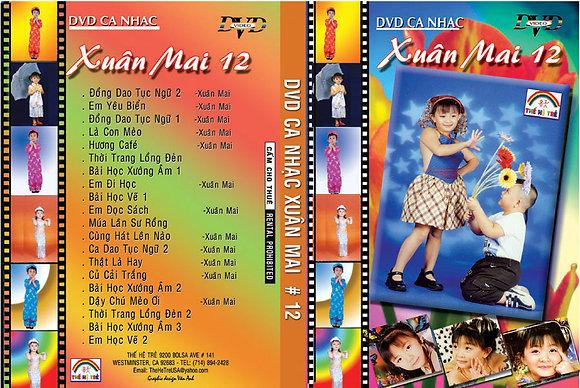 DVD Xuan Mai # 12