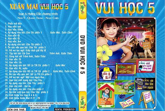 DVD Xuan Mai Vui Hoc #5