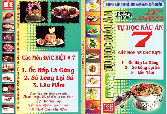 DVD Tu Hoc Nau An #07