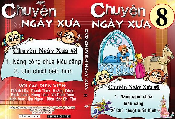 DVD Chuyen Ngay Xua # 8