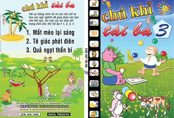 DVD Chu Khi Tai Ba # 3