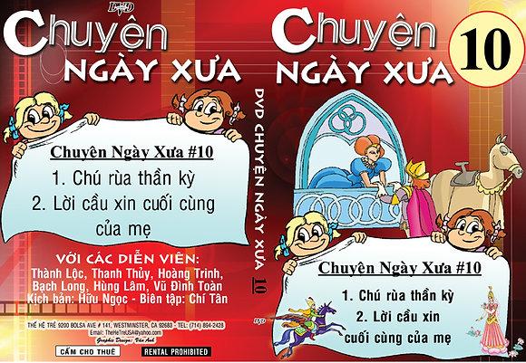 DVD Chuyen Ngay Xua # 10