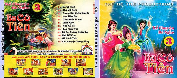 CD Ke Chuyen Be Nghe # 03