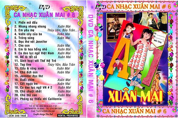 DVD Xuan Mai # 06