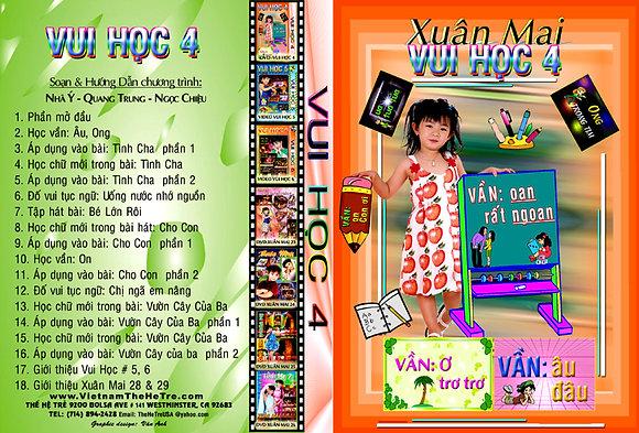 DVD Xuan Mai Vui Hoc #4