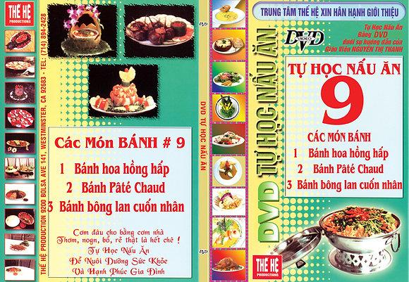 DVD Tu Hoc Nau An #09