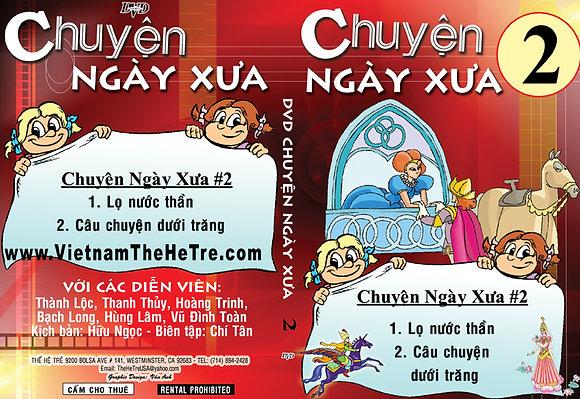 DVD Chuyen Ngay Xua # 2
