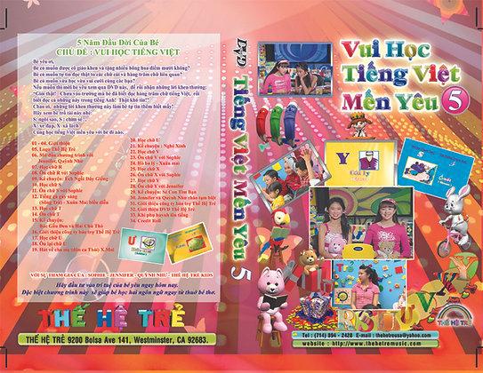 DVD Hoc Danh Van # 5
