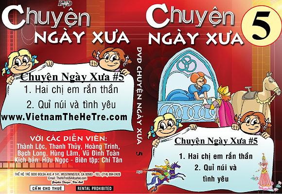 DVD Chuyen Ngay Xua # 5