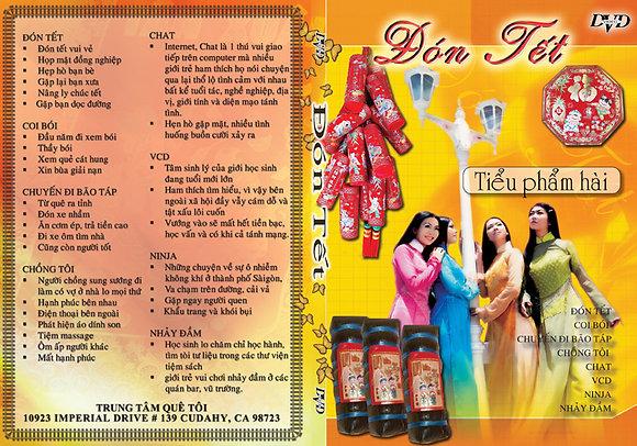 DVD Don Tet