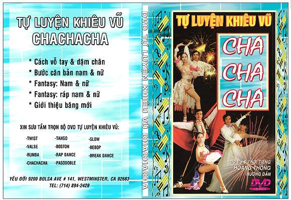 DVD Tu Luyen Khieu Vu ChaChaCha