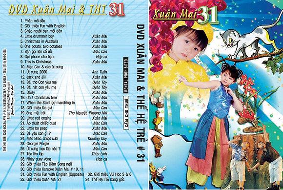 DVD Xuan Mai # 31