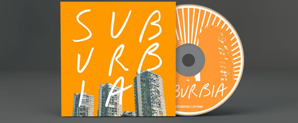 Suburbia EP (CD)