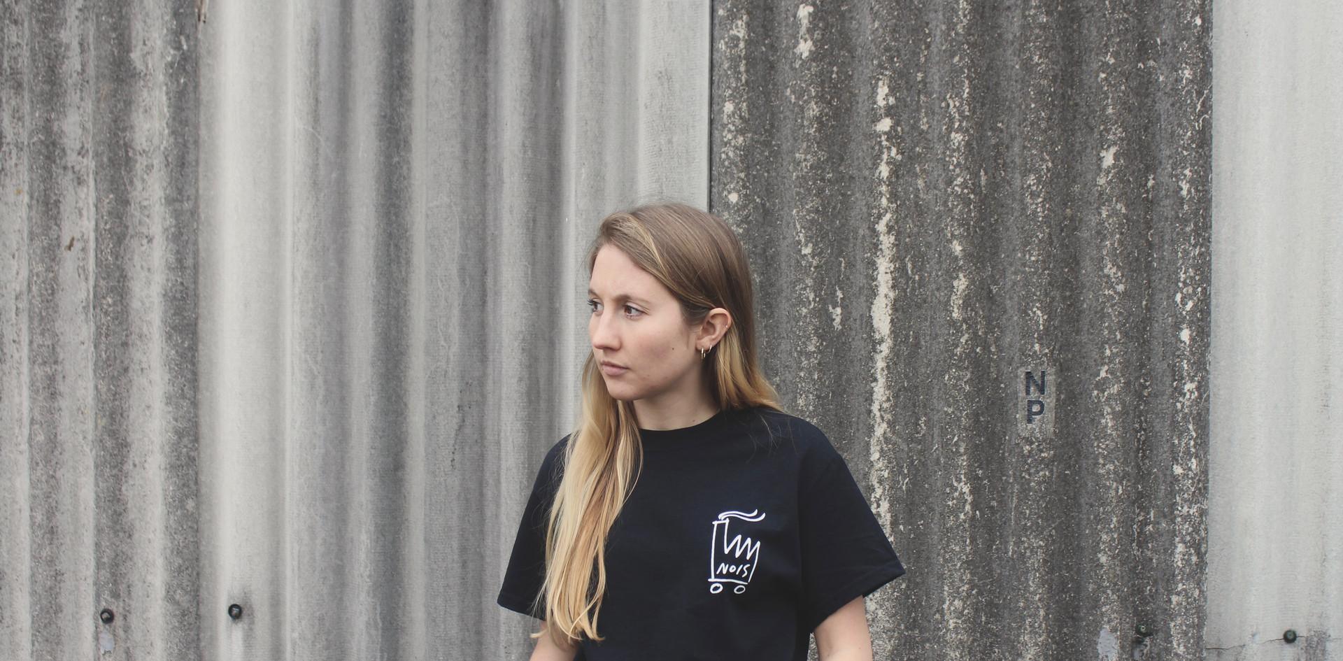 NOIS Factory T Shirt (Black)