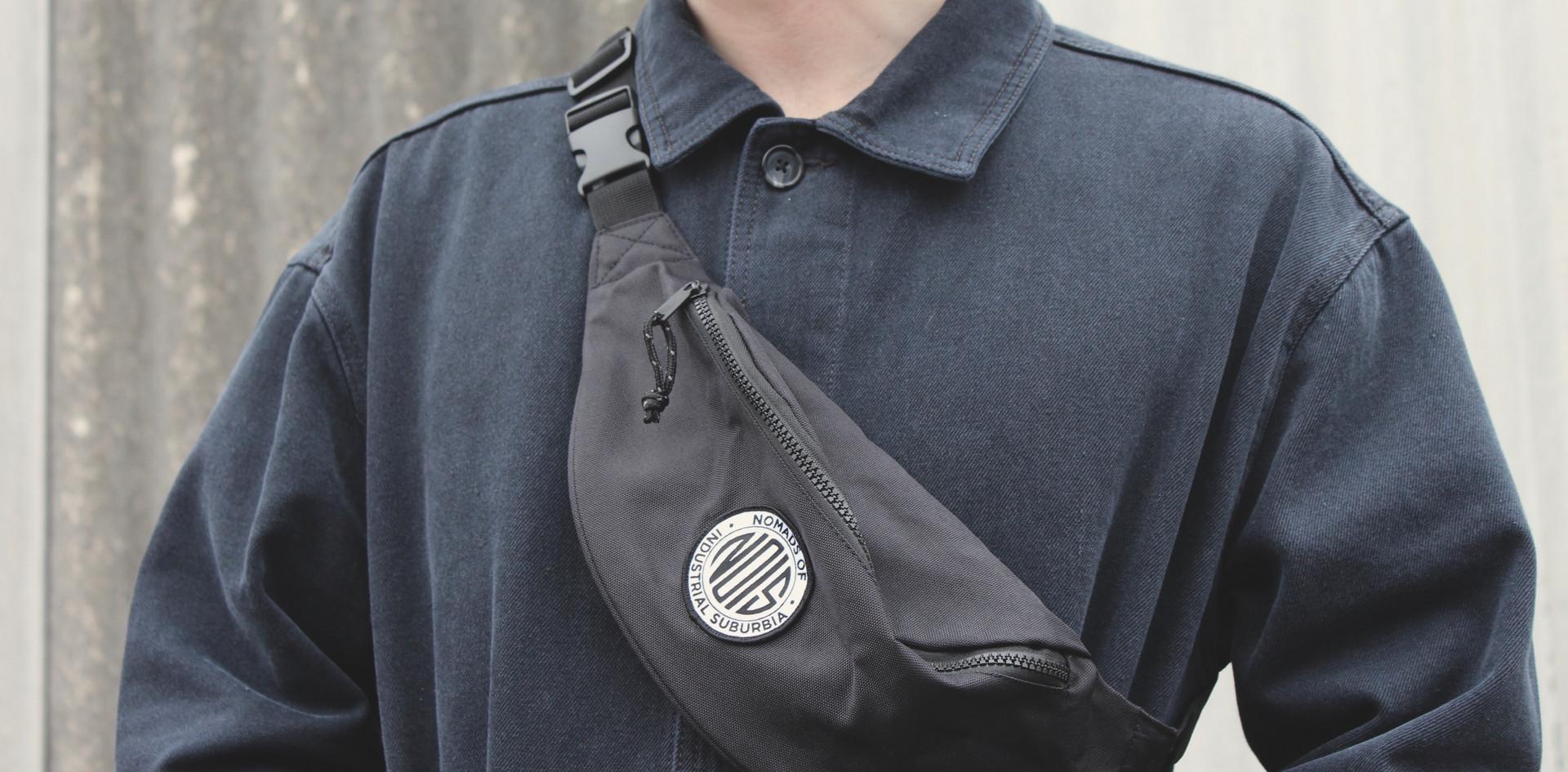 NOIS Logo Belt Bag