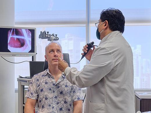 Euan-Clinic-nose-screening.jpg