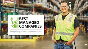 Southwire Named A Best Managed Company