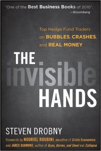 [好書推介] The Invisible Hands (金融海嘯都大賺特賺的神級交易員訪問)