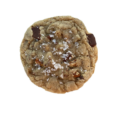 Brown Butter Salted Pecan Chocolate Chip