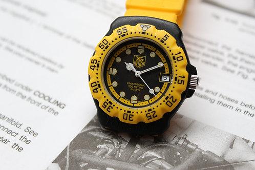 Tag Heuer Formula 1 380.513/1 (Second Gen)